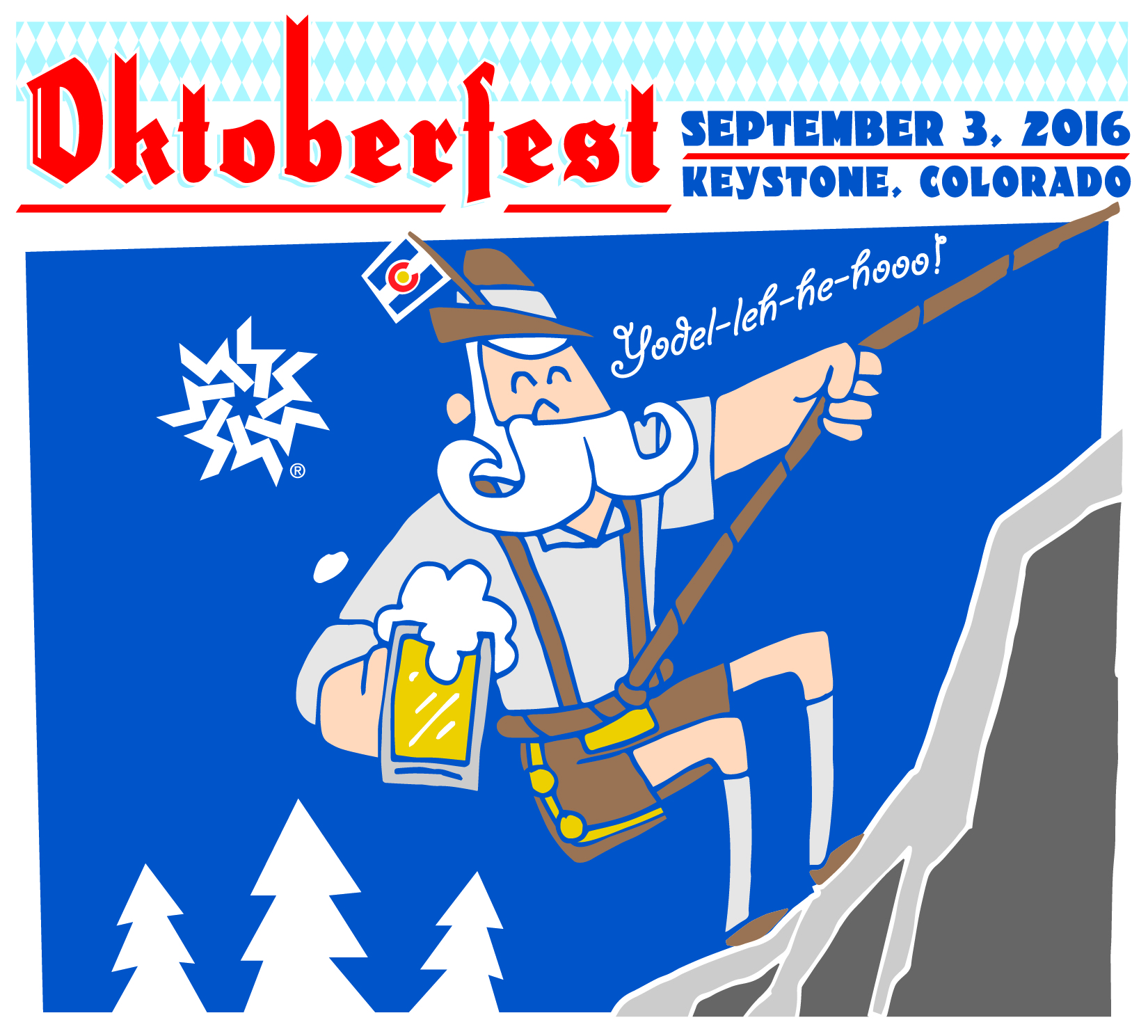 Keystone's Family Friendly Oktoberfest Returns Sept. 3 With A Lederhosen Running Race, Oompah Bands, Family Friendly Activities And Seasonal Craft Beer!