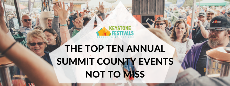 Header For The Keystone Festivals Blog Post