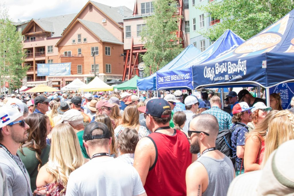 Breweries and Crowd