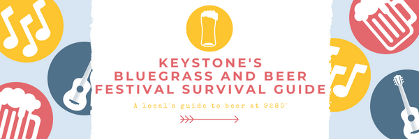 """Keystone Festivals Gives You The Ultimate """"Bluegrass And Beer Festival Survival Guide"""""""