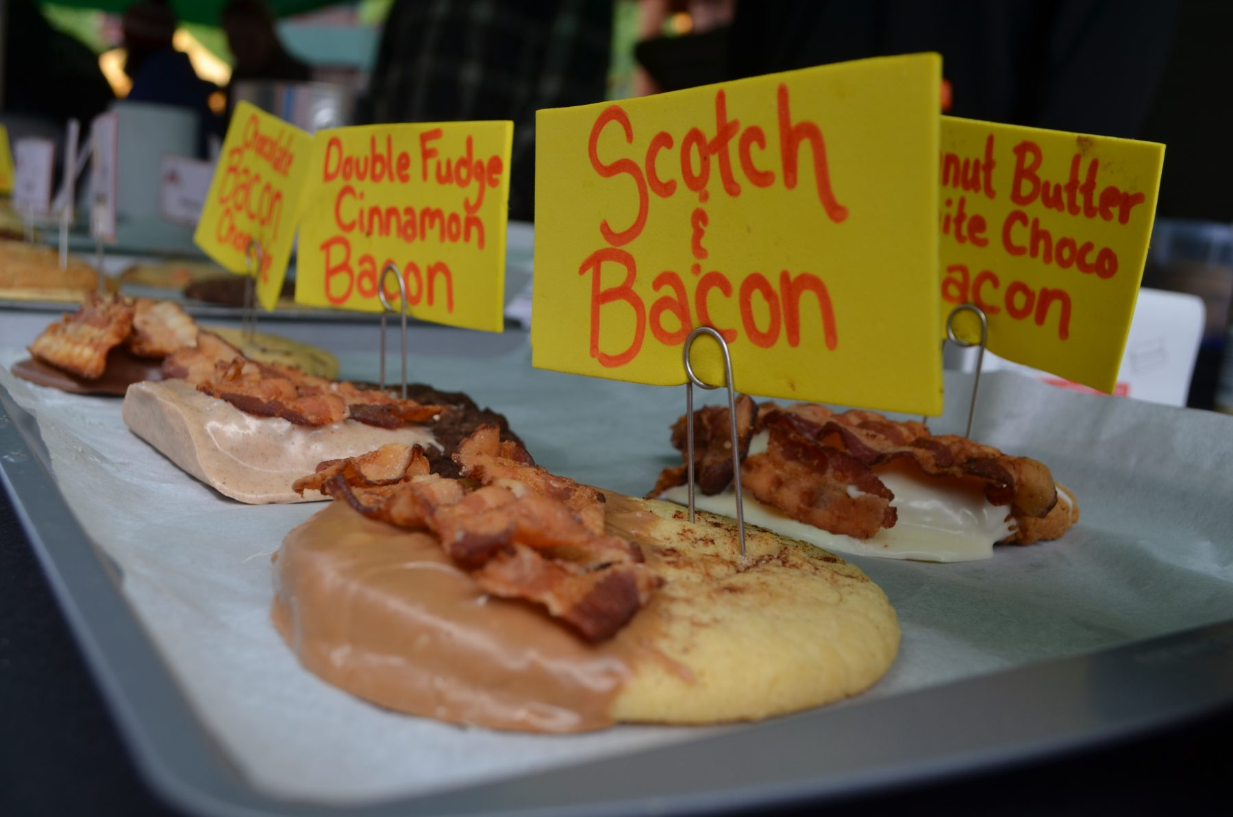 A High Five To Five Years Of Bacon At The Blue Ribbon Bacon Tour