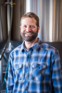 A picture of Dave Nores - Irwin Brewing head brewer
