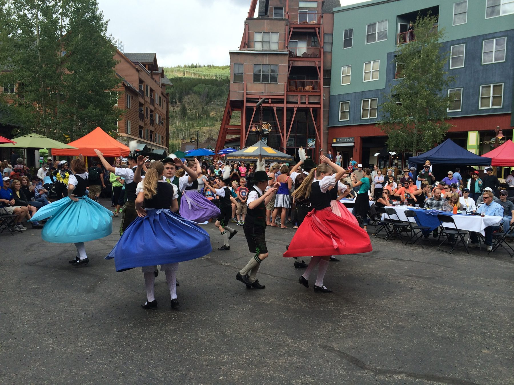 Keystone's Family Friendly Oktoberfest Returns Sept. 5 For Labor Day Weekend Fun In The Mountains!