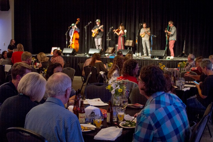 Eat, Drink, Pick Beer Maker's Pairing with Shakey Hand String Band