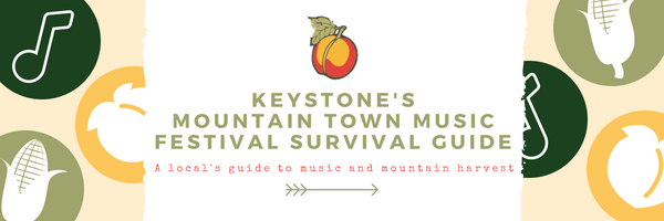 """Keystone Festivals gives you the ultimate """"Mountain Town Music"""