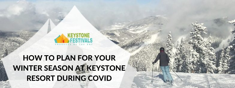 Winter Season At Keystone