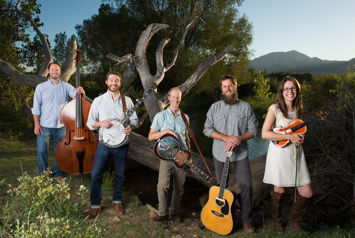 "COLORADO'S ""NEXT GREAT BLUEGRASS BAND"", TROUT STEAK REVIVAL RINGS IN 2016!"