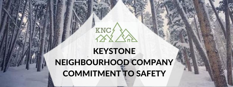 KNC Commitment To Safety Around COVID 19