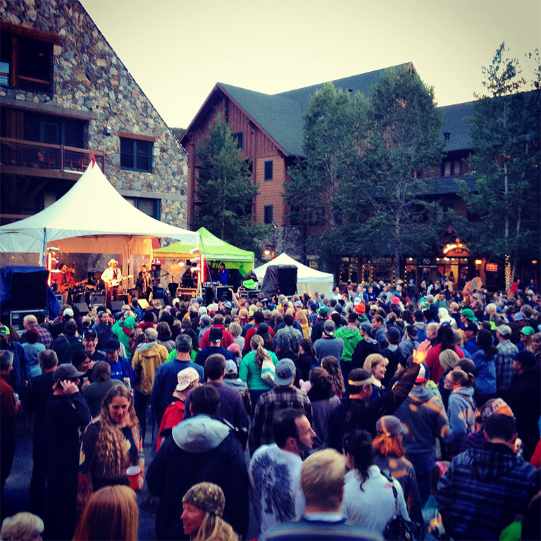 Mountain Town Music Festival Showcases The Best Of Colorado With Outdoor Concerts And The Colorado Harvest